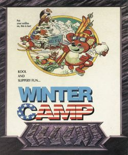 Winter Camp box scan
