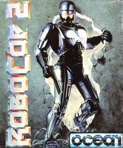 RoboCop 2 box scan
