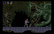 Shadow Of The Beast inside the castle boss (amiga).png