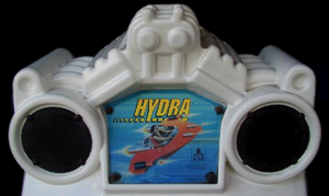 Hydra marquee.