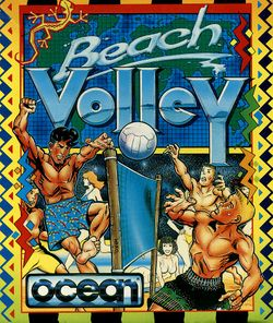 Beach Volley box scan