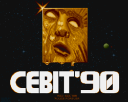 CeBIT'90 screenshot
