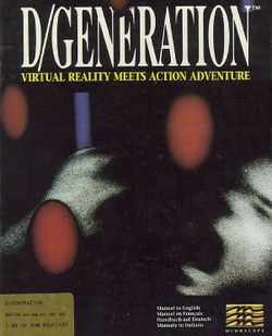 D/Generation (AGA) box scan