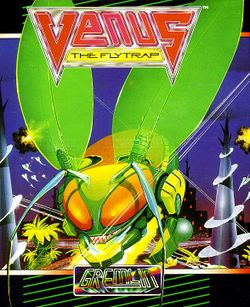 Venus the Flytrap box scan