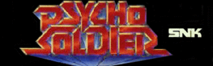 Psycho Soldier marquee.