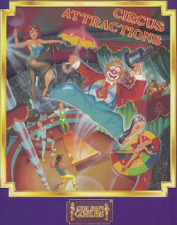 Circus Attractions box scan