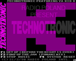 Technotronic screenshot