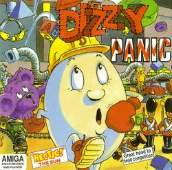 Dizzy Panic box scan