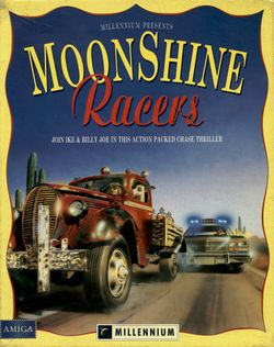 Moonshine Racers box scan