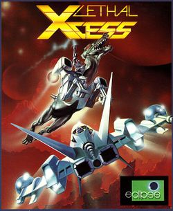 Lethal Xcess box scan