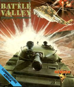Battle Valley box scan