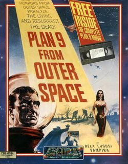 Plan 9 From Outer Space box scan