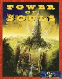 Tower Of Souls box scan