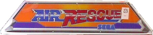 Air Rescue marquee.