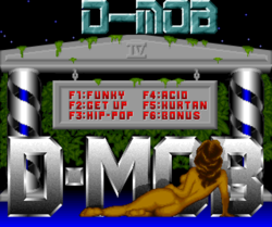Music-Disk 4 screenshot