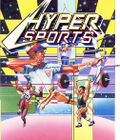 Hyper Sports original artwork.