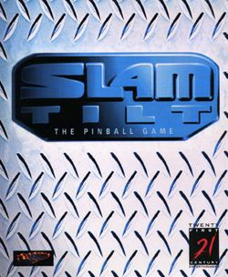 Slam Tilt box scan