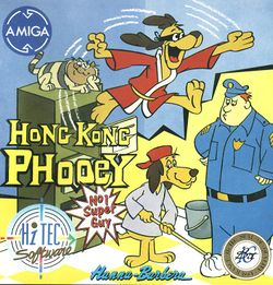 Hong Kong Phooey box scan