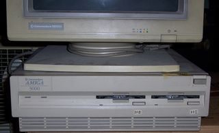 Photo of an Amiga 3000