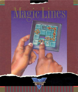 Magic Lines box scan