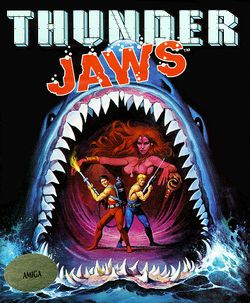 Thunder Jaws box scan