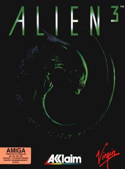 Alien³ box scan