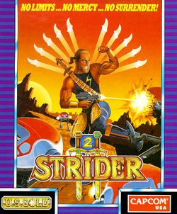 Strider II box scan