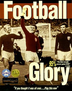 Football Glory box scan