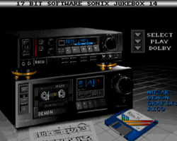 Sonix Jukebox 14 screenshot