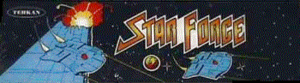 Star Force marquee.