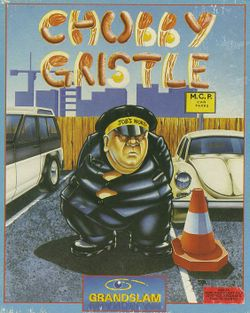 Chubby Gristle box scan
