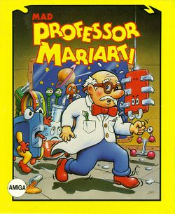 Mad Professor Mariarti box scan