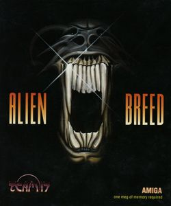 Alien Breed box scan