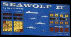 Sea Wolf II marquee.