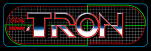 Tron marquee.