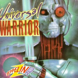 Universal Warrior box scan